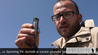 POPPER - Esche artificiali per pescare - Seabass Corner - Spinning TV