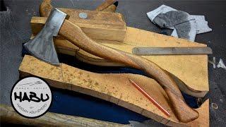 DIY | Small axe makeover