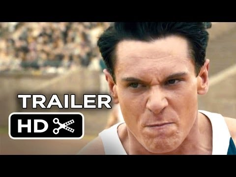 Unbroken Official Olympics Preview Trailer (2014) - Angelina Jolie Directed Movie Hd video