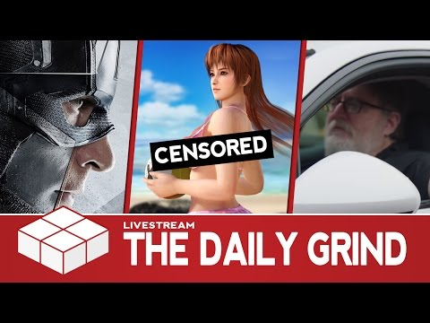 The Daily Grind - No Jiggle Physics for America or Europe