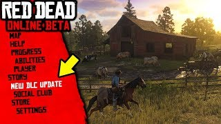 New PROPERTIES and VEHICLES Coming to Red Dead Online.. (Red Dead Online DLC Update Leaks)