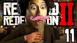 *SLURP*   Red Dead Redemption 2 - Part 11