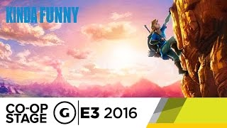 Kinda Funny's Game of the Show (So Far) E3 2016 - Kinda Funny x GameSpot E3 2016 Live Show