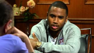 50 Cent Is Hilarious | Trey Songz Interview | Larry King Now - Ora TV