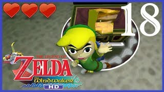 The Legend of Zelda : The Wind Waker HD   Challenge : 3 coeurs - #18 [FR]