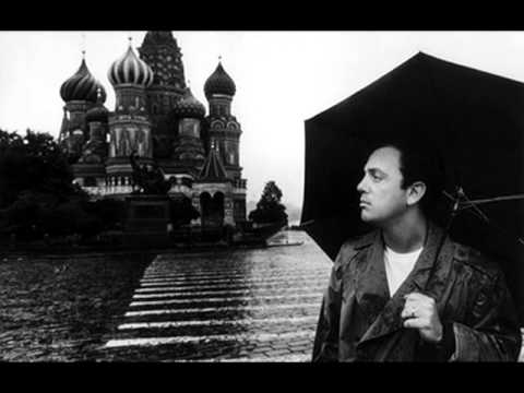 Billy Joel - The Longest Time Live 1987 Moscow