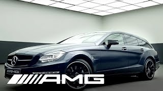 CLS 63 AMG Shooting Brake by Spencer Hart