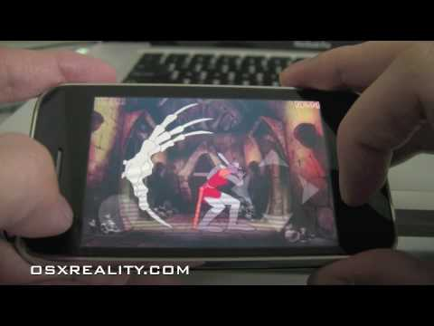 Dragon's Lair for iPhone Video