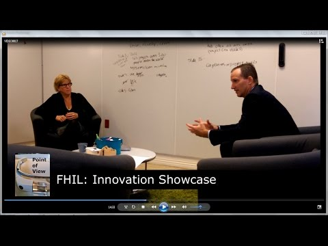 Point of View - Exploring Health IT Innovation Through Google Glass - FHIL -Innovation Showcase