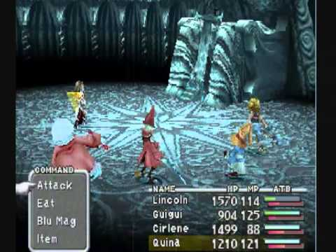 Final Fantasy 9 Beatrix Battle #1