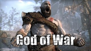 Vlog LIVE - God of War