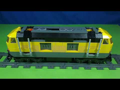 0 LEGO CITY CARGO TRAIN 7939