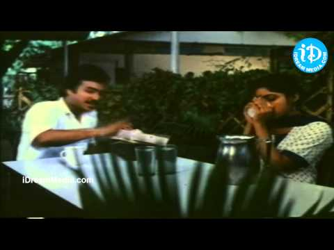 Mouna Ragam Movie - Revathi, Karthik Love Scene video