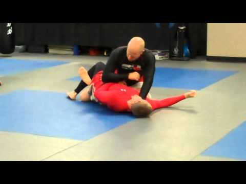 Submissions Inc: No Gi - Half Guard pass to mount Image 1