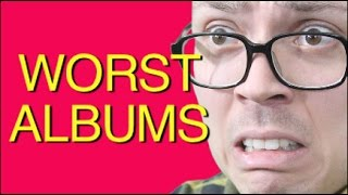TOP 10 WORST ALBUMS OF 2016