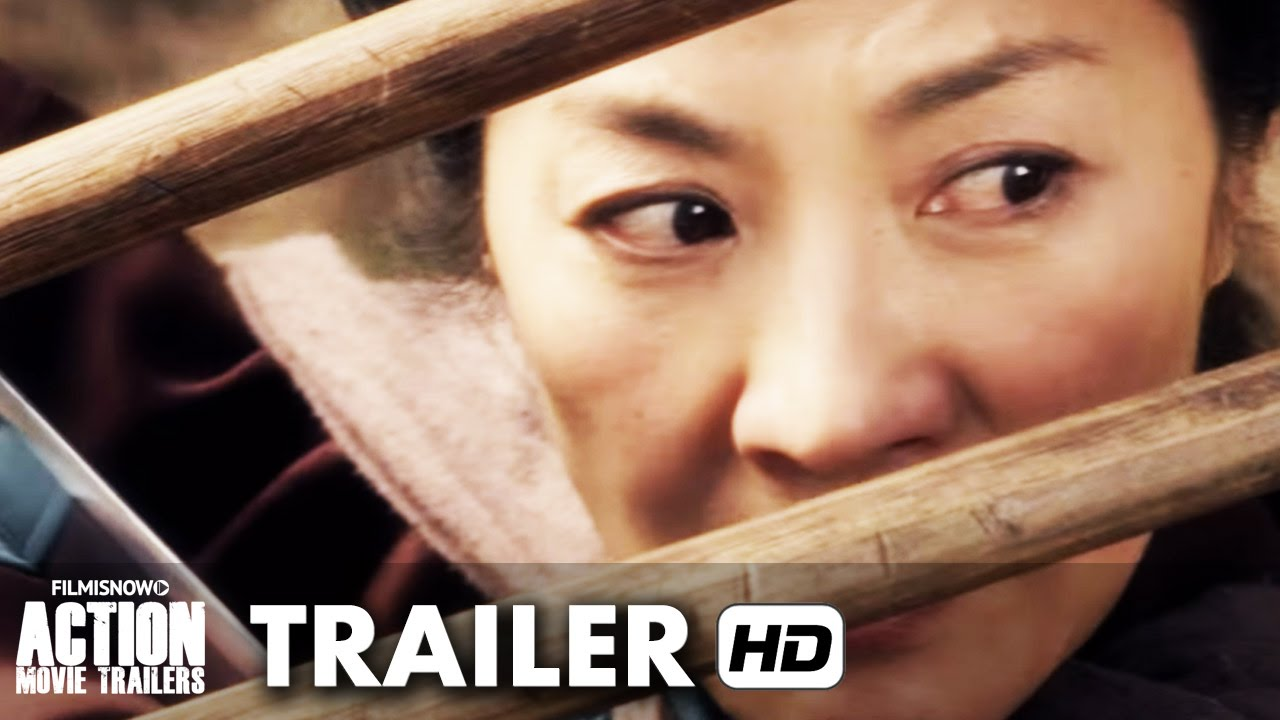 Crouching Tiger, Hidden Dragon: Sword of Destiny Official Trailer [HD]