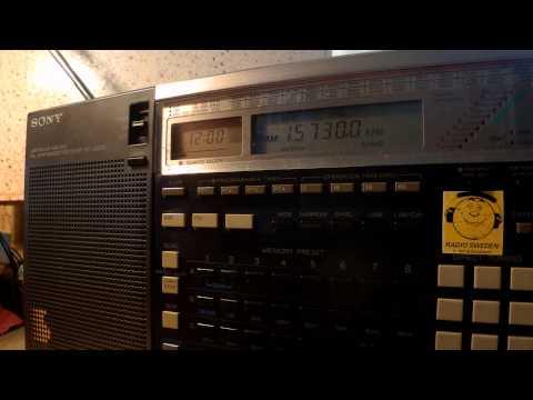 06 07 2015 Radio Habana Cuba in Spanish to SoAm 1200 on 15730 Bauta