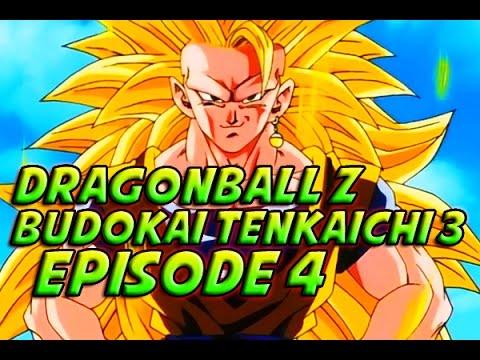 Dragonball Z: Budokai Tenkaichi 3 - Lets Play (episode 4) video