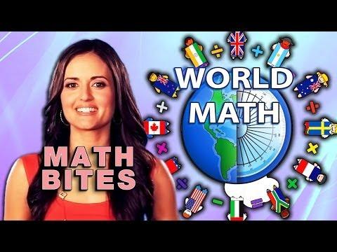 World Math - Math Bites with Danica McKellar