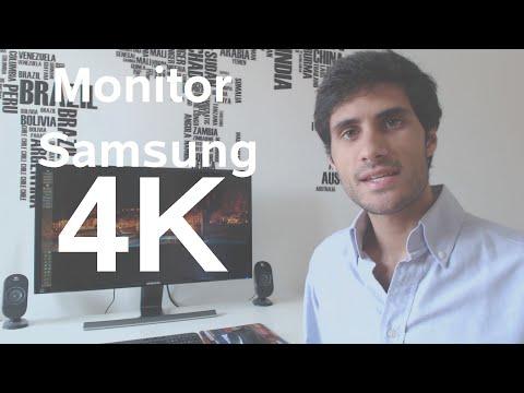 Monitor 4K (Ultra HD) Samsung U28D590D - Análise