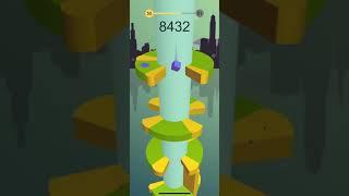Spelar helix Jump och go Fish!