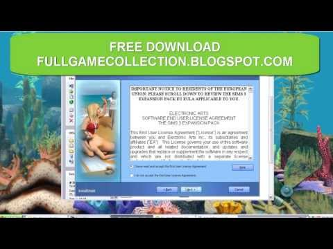 The Sims 3 Island Paradise - FREE Full Download - PC\MAC - How to Install Game