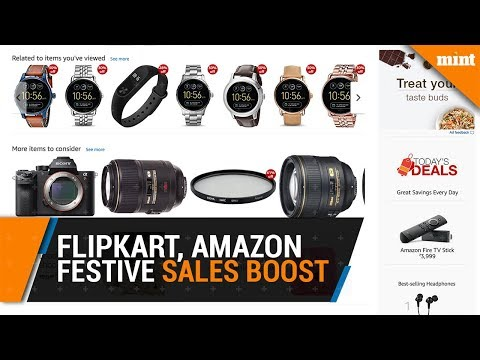 India's popular online market places claim huge boost from festive season sales