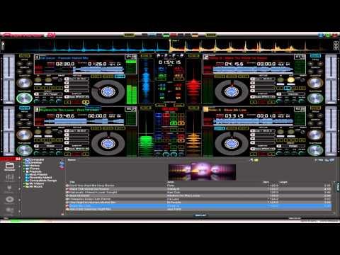 Pioneer Pro DJ VirtualDJ Skin By Wayne Evans