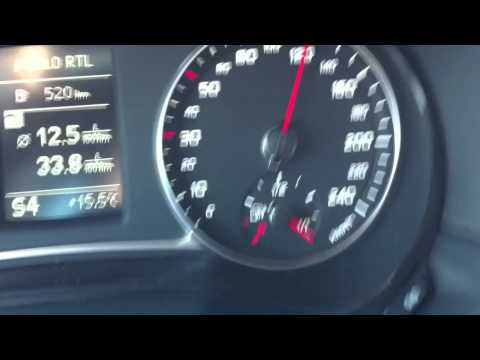 Audi A1 Sportback, 1.4TFSI,122 HP,Acceleration and Exhaust