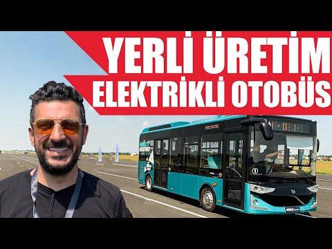 0-100 Hızlanması 6 Saniye Olan Otobüs