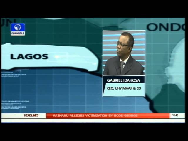 Business Morning: Nigeria's Energy Crisis, What Happens Next? 25/5/15