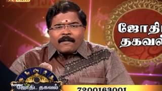 Jothida Thagaval | Episode 36