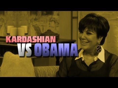 Kris Jenner Fires Back At Obama Over Kim Kardashian & Kanye Comments