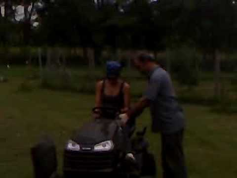 Shohreh + Mower 1 Mazraeh 7.6.08 video