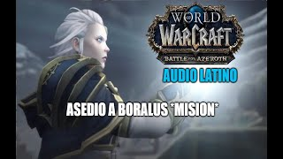 World of Warcraft: Battle for Azeroth| Asedio a Boralus [Audio Latino]
