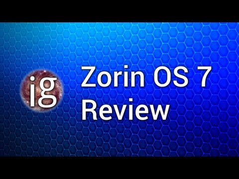 Zorin OS 7 Review   Linux Distro Reviews