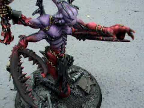 Daemon Prince 40k 40k Slaanesh Daemon Prince