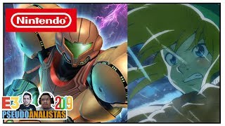Nintendo Direct E3 2019: Bayonetta 3 - Luigi's Mansion 3 - Breath of the Wild 2 | #PseudoanalistasE3