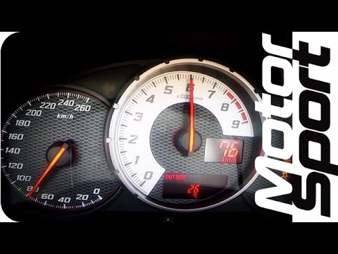 0-200 km/h : Toyota GT 86 Compressor by Monstaka 400 PS (Motorsport)