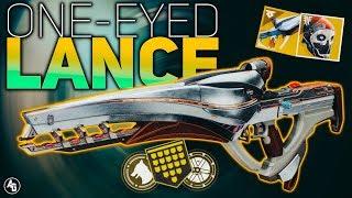 Polaris Lance + One-Eyed Mask (One-Eyed Lance) | Destiny 2 Black Armory