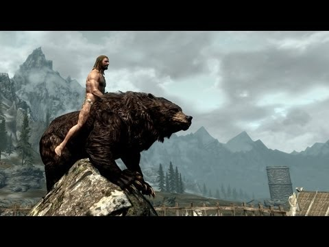 Top 5 Skyrim Mods of the Week - Lions, Portals and Bears, Oh My!