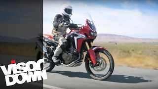 Honda Africa Twin Motorcycle Review