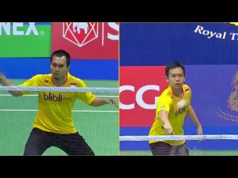 Princess Sirivannavari Thailand Masters 2016 | Badminton F M4-MD | Ahs/Set Vs Kim/Kim