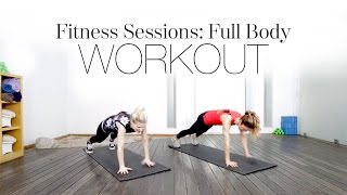 Fitness Sessions: Full Body Workout | The Beauty Effect