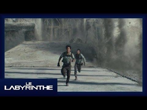 Le Labyrinthe - Extrait Les Coureurs [Officiel] VOST HD