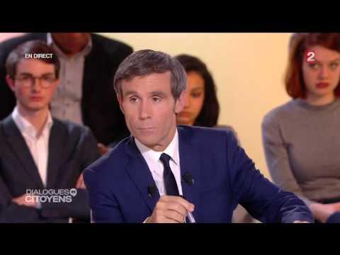 François Hollande face à un Électeur du FN ( Extrait )
