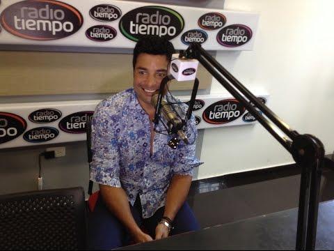 Entrevista Chayanne en Radio Tiempo