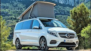 2019 Mercedes Marco Polo 300 d - Luxurious Camper Van