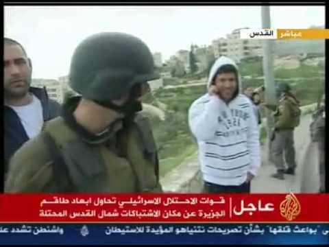 المجندات اليهود ئاعدين بيتحركشو ب الياس كرام والله شي مضحك شوفو المجندات السافلات