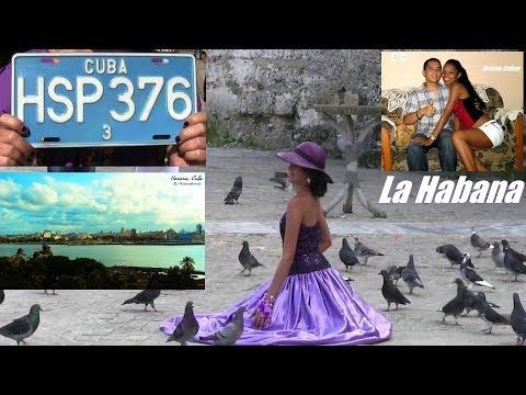 Cuba Vacation: My Vacation in Cuba - LA HABANA (Havana) Walk Around